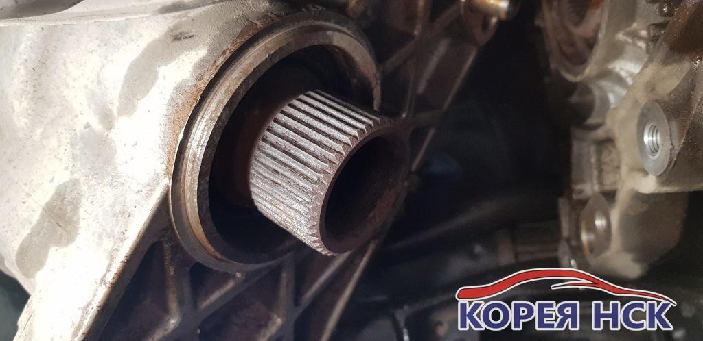 Ремонт муфты полного привода, ремонт Kia, Ремонт Hyundai, Ремонт Ssangyong